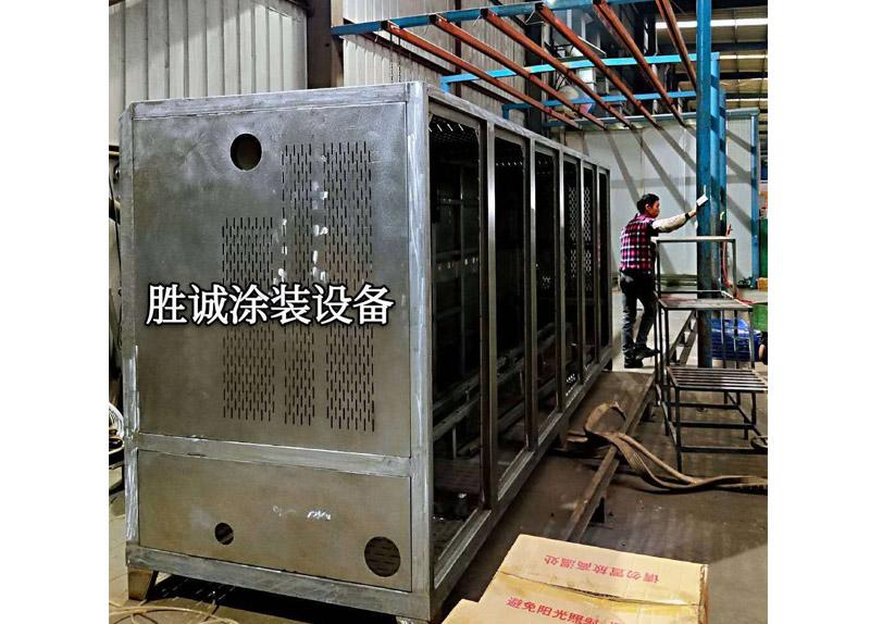 涂装生产线烘干室技术规范