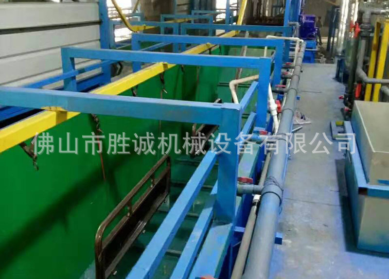 汽车涂装生产线前处理脱脂设备的组成