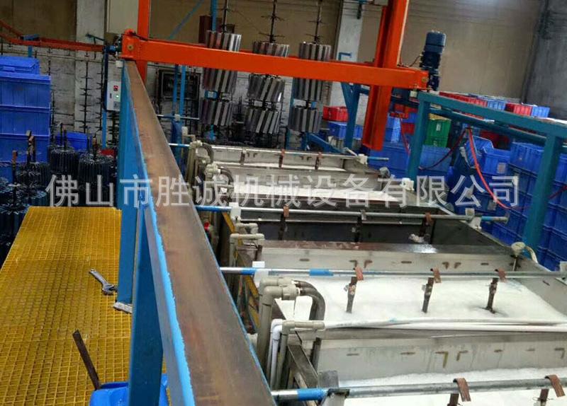 静电喷涂生产线设备维护保养